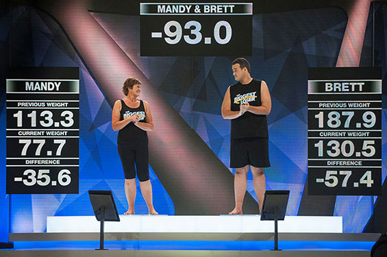 Central staff member Brett Martin and his mother weigh in on The Biggest Loser Next Generation.