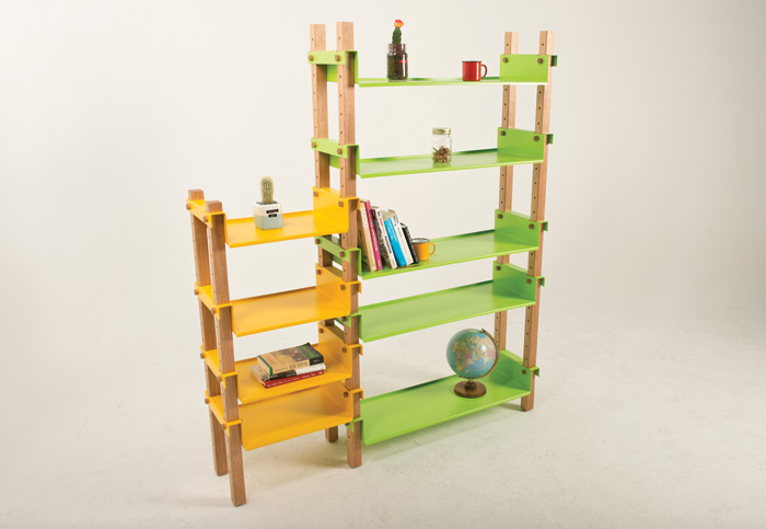 Yulia Holil, Sandwiched Shelf, Green Award Winner