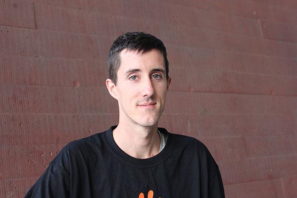 Student ambassador Thomas Rémont