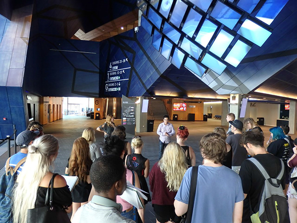 Student Site visit 2015-2