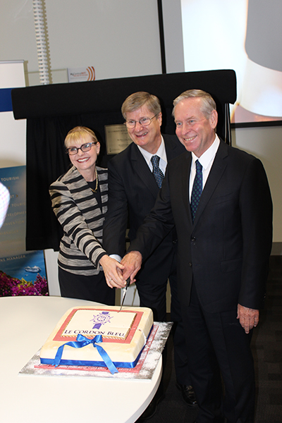 Premier Launches Le Cordon Bleu Institute